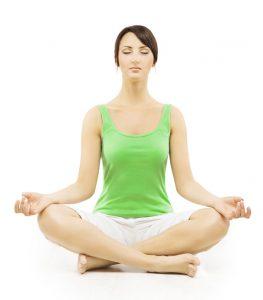 yogasittinggreen