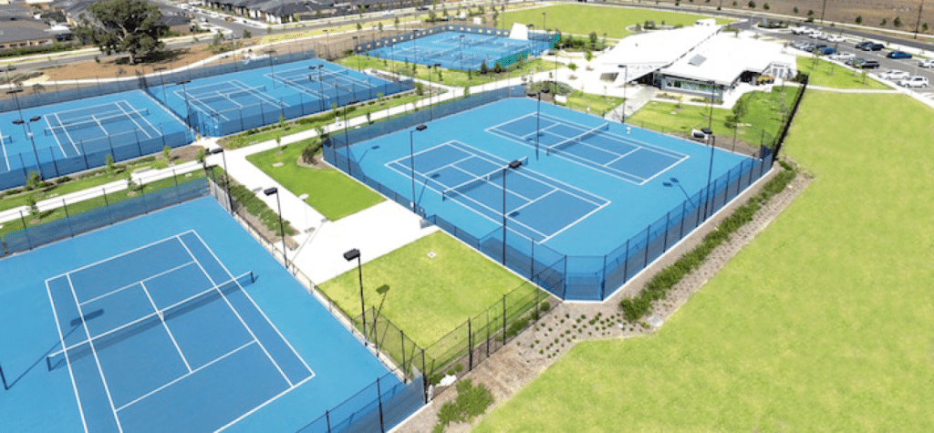 Hume Tennis & Community Centre